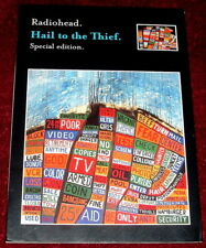 RADIOHEAD..HAIL TO THE THIEF..SPECIAL EDITION CD IN A MAP COVER DIGIPAK FOLD OUT