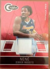 Single-Insert Denver Nuggets NBA Basketball Trading Cards