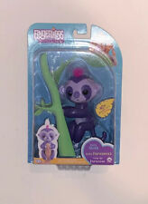 NEW Fingerlings Baby Sloth - Marge (Purple) - Interactive Baby Pet