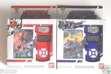 Bandai Digimon Xros Wars RED+BLUE Fusion Loader ENGLISH Digivice Data Link NEO