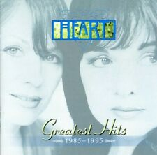 Heart Greatest Hits 1985-1995 Remastered CD NEW