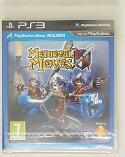 Medieval Moves PS3 **New & Sealed** MOVE REQUIRED TO PLAY
