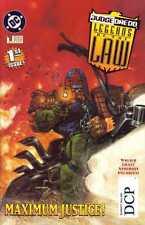 DC COMICS 1995 JUDGE DREDD LEGENDS OF THE LAW # 1 - 4 - WAGNER/GRANT - VF/NM
