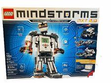 Brand New LEGO MINDSTORMS NXT 2.0 Set 8547 Robot Robotics Programming Servo