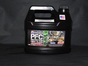 """ BLACK ""  PFC 1- GALLON Rust Proofing Undercoating  Made in the USA !"