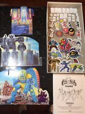 Vintage Milton Bradley Mighty Morphin Power Rangers Board Game 100% Complete