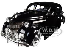 "1939 CHEVROLET MASTER DELUXE BLACK ""SHOWROOM FLOOR"" 1/24 DIECAST JADA 98880"