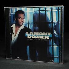 Lamont Dozier - Inside Seduction - music cd album