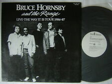 PROMO ONLY / BRUCE HORNSBY LIVE-THE WAY IT IS TOUR 1986~87