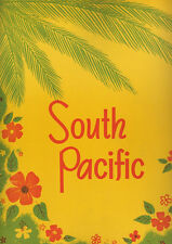 """Mary Travers  (Peter, Paul and Mary)  """"South Pacific""""  Souvenir Program  1973"""