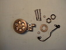HONDA XL600R XL600 XL 600   OIL PUMP W/ASSEMBLY PARTS  FROM RUNNING ENGINE