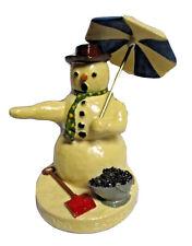 Sebastian Miniature Sml-675 Stormy Weather (Snow) 7908