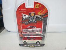 1 Badd Ride 2005 Chevy SSR Truck Red/White