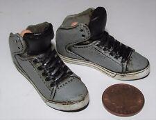 """Threezero 1/6 Scale Breaking Bad BrBa Sneakers w/ Foot Pegs """"Jesse Pinkman"""""""