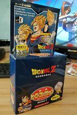 Dragon Ball Z Hero Collection Series 4 Box - 1st Edition Brand New!