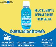 Detoxification Mouthwash - Detox Mouthwash - Drug Test