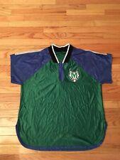Minnesota Lynx Wnba Vintage Authentic Champion Game Worn Warm Up Top Size L
