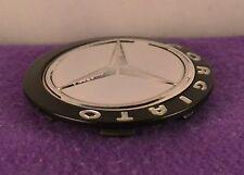 Mercedes/Forgiato Black Custom Wheel Center Cap One (1) pn: 1301K70 S802-14
