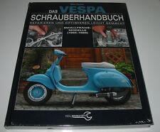 Reparaturanleitung Vespa Smallframe Modelle 1965 - 1989 Schrauberhandbuch NEU!