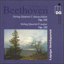 Beethoven: String Quartets C Sharp Minor, Opp. 131 String Quartets F Major 135,