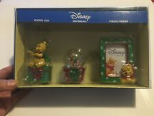 Disney Winnie the Pooh Waterball, Photo Clip, and Photo Frame Gift Set