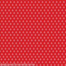 True Colors Lady Bug in Lava by Tula Pink, cotton quilting fabric