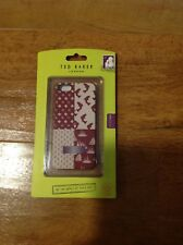 Ted Baker London iPhone Case 5 5s - Brand New - Genuine