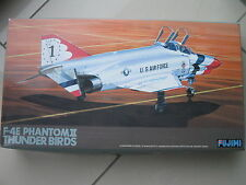 FUJIMI 1:48 F-4E Phantom II Thunder Birds