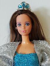 1986   Barbie Jewel Secrets WHITNEY  #3179 brunette Steffie face  -n°78