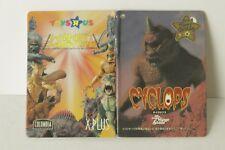 X-Plus Columbia Heritage Ray Harryhausen 7th Voyage of Sinbad Cyclops