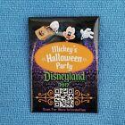 Disneyland Mickey's Halloween Party 2012 Disney Pinback Button