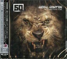 50 CENT-ANIMAL AMBITION AN UNTAMED DESIRE TO WIN-JAPAN CD BONUS TRACK D81