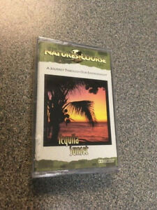 NEW/SEALED AUDIO CASSETTE - NATURE'S COURSE - TEQUILA SUNSET