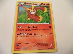 (BTR) POKEMON CARD DARMANITAN 21/98* LIIGHTLY PLAYED IN GOOD CONDITION