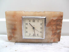 Marble/Stone Art Deco Antique Clocks