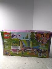 Lego Friends Mia's Horse Trailer 41371 Building Kit with Mini Dolls