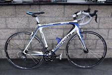 2012 Bianchi Sempre Road Bike 57cm MEDIUM Carbon Shimano 105