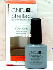 CND Shellac Gel Color GLACIAL ILLUSION COLLECTION 91684- Mystic Slate