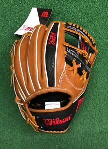 """2021 Wilson A2K 1787 11.75"""" Infield Baseball Glove - WBW1000601175"""