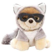 """Gund World's Cutest Dog Itty Bitty Boo #51 Raccoon Plush 5"""""""