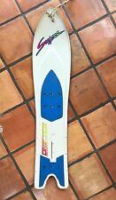 Vintage Saunzee Swallowtail Drifter Snowboard