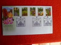 1999 NATURE OF AUSTRALIA FIRST DAY COVERS  4X DIFFERENT POSTMARKS