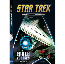 Star Trek  Graphic Novel Collection Early Voyages Part 3