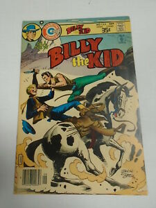 Charlton Comics Group BILLY THE KID #122 (1977) Billy The Kid