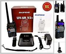 Portable Handheld Scanner Radio Police Fire HAM Antenna Transceiver & Battery ..