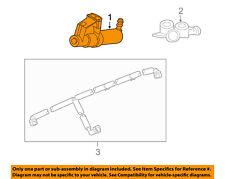 VOLVO OEM 11-13 C30 Headlight Head light lamp Washer/wiper-Nozzle 31294101