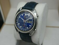 Rare Vintage 1970's Seiko 6139B Chronograph Automatic Day/Date Watch