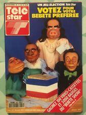 TELE STAR French n 650 Mars 1989 Bebete Show Cary GRANT Vivien LEIGH M GALABRU