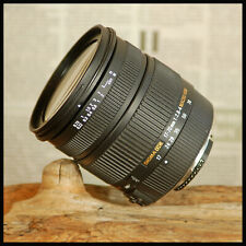 SUPER Nikon AF-S Sigma 17 70mm OS F2.8-4 DC HSM Zoom Crop Sensor Digital SLR