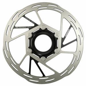 SRAM Paceline Disc Brake Rotor, 160mm, CenterLock, Silver/Black